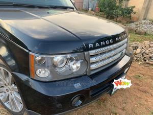 Land Rover Range Rover Sport 2008 Black   Cars for sale in Abuja (FCT) State, Wuse