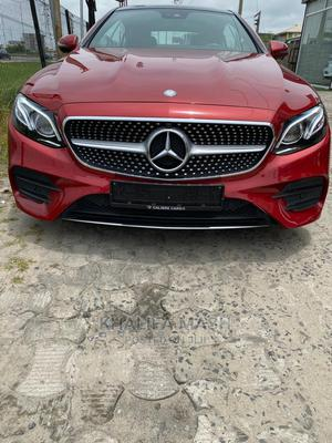 Mercedes-Benz E400 2017 Red   Cars for sale in Lagos State, Lekki