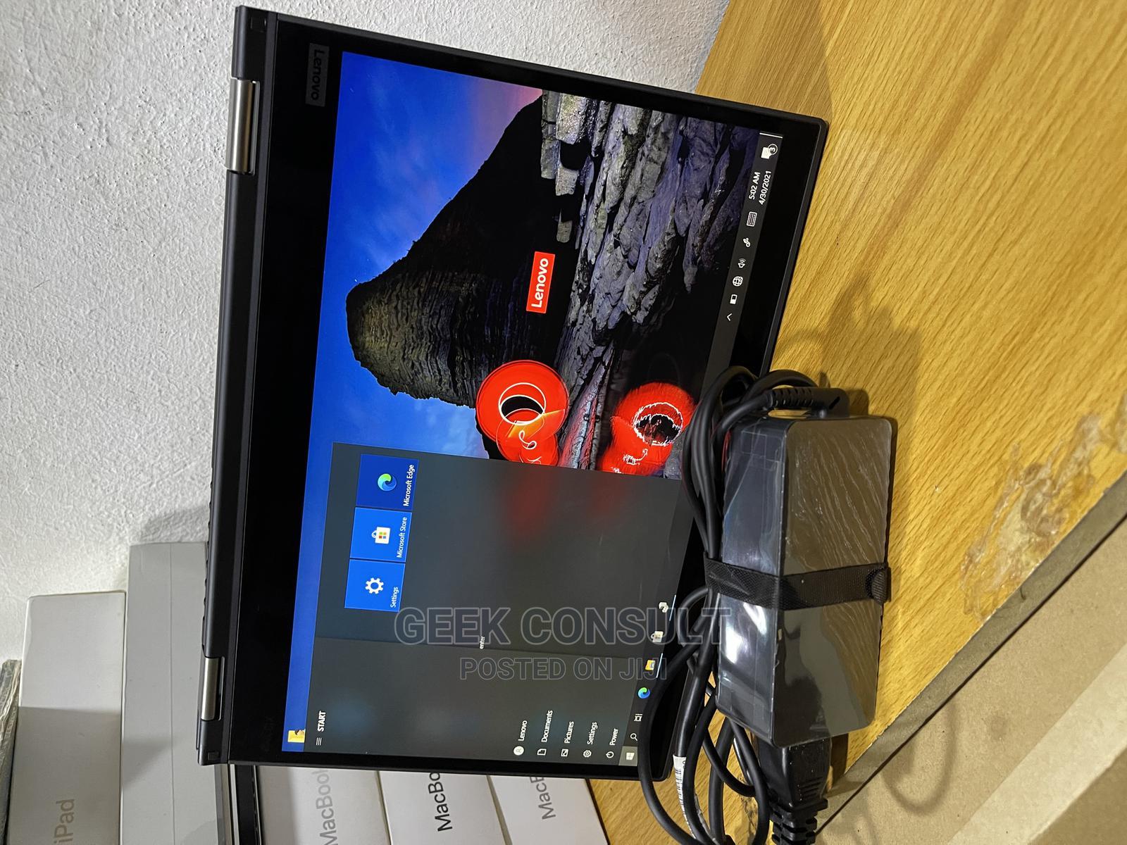 New Laptop Lenovo ThinkPad Yoga 8GB Intel Core I5 SSD 256GB | Laptops & Computers for sale in Lekki, Lagos State, Nigeria