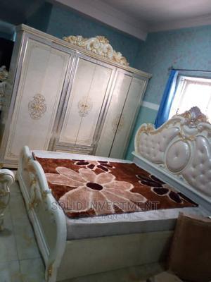 7/6 Executive Royal Bed Frame Complete Sets   Furniture for sale in Lagos State, Lekki