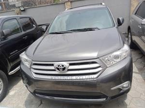 Toyota Highlander 2012 Limited Gray   Cars for sale in Lagos State, Ojodu