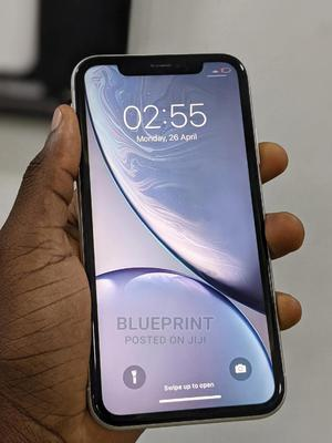 Apple iPhone XR 128 GB White   Mobile Phones for sale in Lagos State, Ikeja