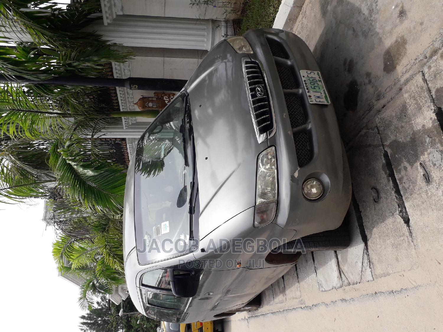 Archive: Hyundai H200 Up for Grab