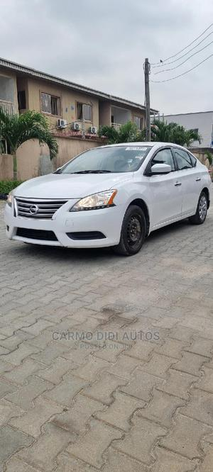 Nissan Sentra 2016 SV White | Cars for sale in Lagos State, Lekki
