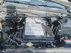 Toyota Highlander 2003 V6 FWD Silver | Cars for sale in Ogun State, Sagamu