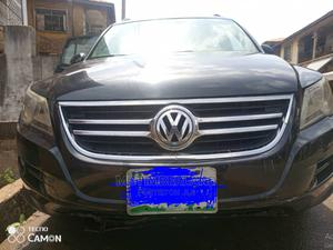 Volkswagen Tiguan 2010 SE 4Motion Black   Cars for sale in Lagos State, Ikeja