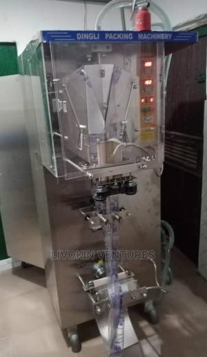 Automatic Pure Water Packaging Machine | Manufacturing Equipment for sale in Lagos State, Ojo