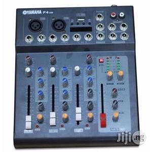 Pro 4 Channels Yamaha Mixer   Audio & Music Equipment for sale in Lagos State, Oshodi