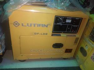 10kva Lutian DIESEL Generator 100%Coppa Coil | Electrical Equipment for sale in Lagos State, Lekki