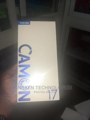 New Tecno Camon 17 128 GB Black | Mobile Phones for sale in Lagos State, Maryland