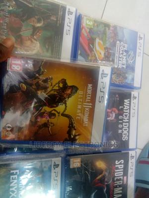 Ps5 Mortal Kombat 11 Ultimate Edition | Video Games for sale in Abuja (FCT) State, Wuse 2