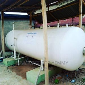 2.5tons LPG Gas Tank With Complete Gas Station Equipments | Manufacturing Equipment for sale in Lagos State, Abule Egba