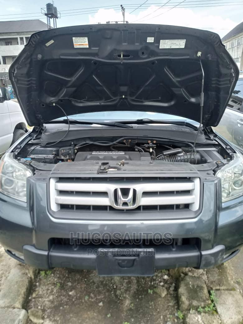 Honda Pilot 2007 Green | Cars for sale in Port-Harcourt, Rivers State, Nigeria