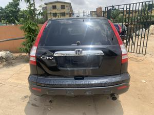 Honda CR-V 2008 Black | Cars for sale in Lagos State, Ikeja