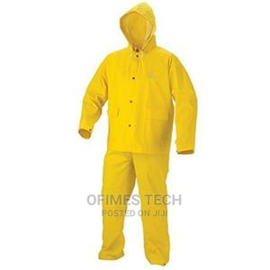 Gown Reflective PVC Raincoat | Safetywear & Equipment for sale in Lagos State, Amuwo-Odofin