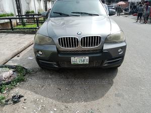 BMW X5 2007 3.0i Sport Gray | Cars for sale in Lagos State, Ikeja