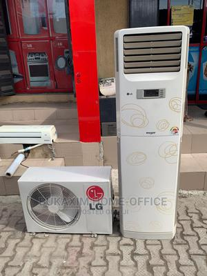Original 2.5 Ton Korean Used LG Standing Air Conditioner | Home Appliances for sale in Lagos State, Ojo