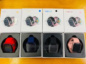 HW12 Smartwatch Series 6 | Smart Watches & Trackers for sale in Lagos State, Ikeja