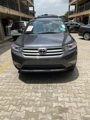 Toyota Highlander 2012 SE Gray | Cars for sale in Lagos State, Ikeja