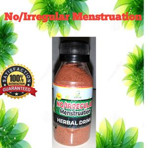 Irregular or No Menstruation Herbal Treatment   Vitamins & Supplements for sale in Lagos State, Surulere