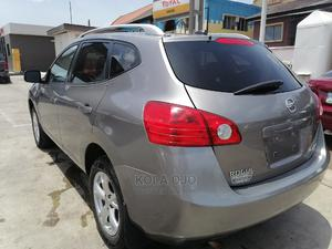 Nissan Rogue 2009 SL 4WD Gray | Cars for sale in Lagos State, Surulere