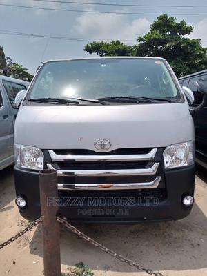 Toyota Haice Hummer Bus Gray   Buses & Microbuses for sale in Lagos State, Apapa