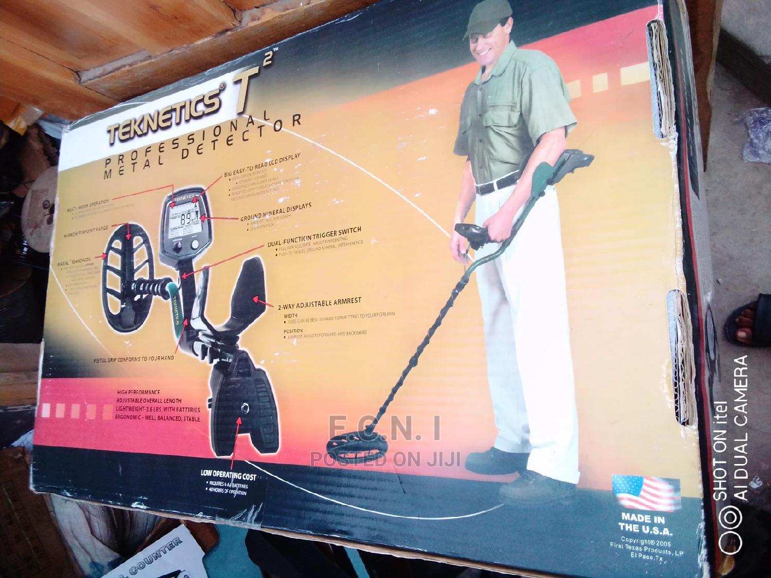 Gold Metal Detector Big Size | Safetywear & Equipment for sale in Ikeja, Lagos State, Nigeria
