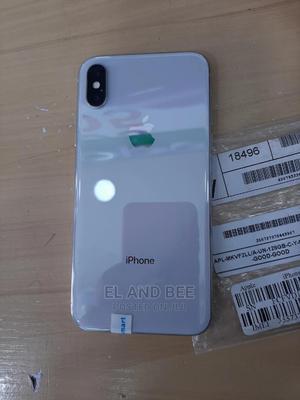 Apple iPhone X 64 GB Silver | Mobile Phones for sale in Ekiti State, Ado Ekiti