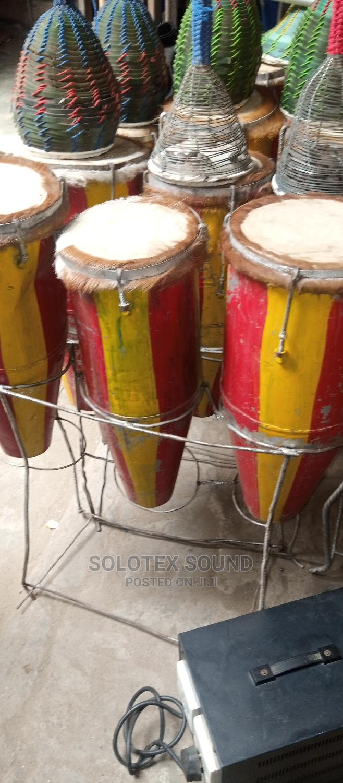 Original 3set Local Conga Drum
