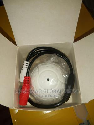 CCTV Audio Microphone | Security & Surveillance for sale in Abuja (FCT) State, Central Business District
