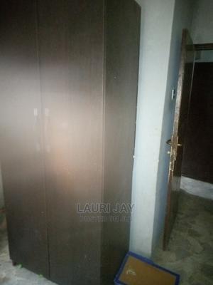 Brown Hdf Wardrobe | Furniture for sale in Lagos State, Gbagada