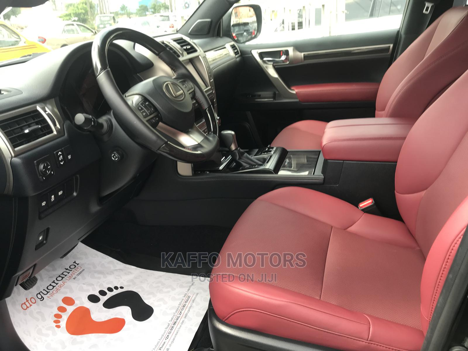 Lexus GX 2020 460 Luxury Black | Cars for sale in Ikeja, Lagos State, Nigeria