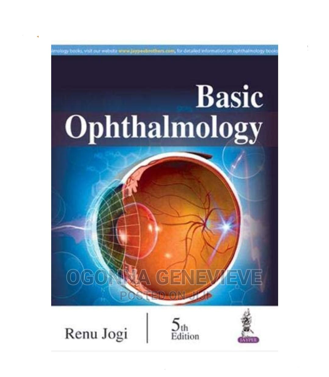 Basic Ophthalmology 5th Edition