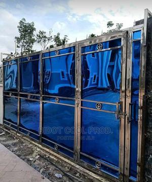 Bidot Stainless Steel Gates | Doors for sale in Lagos State, Alimosho
