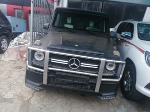 Mercedes-Benz G-Class 2008 Black | Cars for sale in Lagos State, Abule Egba