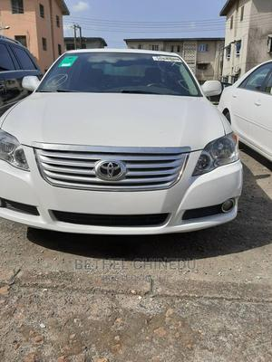 Toyota Avalon 2010 Limited White | Cars for sale in Rivers State, Port-Harcourt