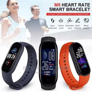 MI M5 Smart Bracelet | Smart Watches & Trackers for sale in Akwa Ibom State, Uyo