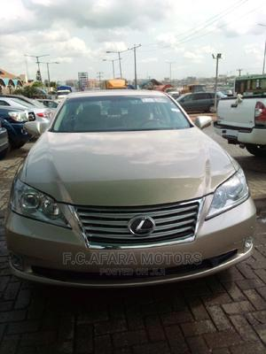 Lexus ES 2011 350 Gold | Cars for sale in Lagos State, Ojodu