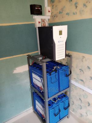 5kva Full Solar Inverter Installation | Solar Energy for sale in Lagos State, Lekki