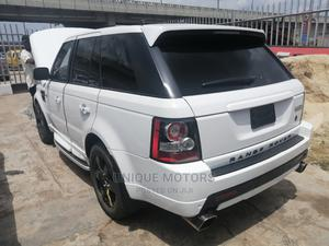 Land Rover Range Rover Sport 2011 HSE 4x4 (5.0L 8cyl 6A) White | Cars for sale in Lagos State, Abule Egba