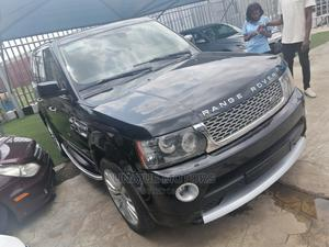 Land Rover Range Rover Sport 2011 HSE 4x4 (5.0L 8cyl 6A) Black | Cars for sale in Lagos State, Abule Egba