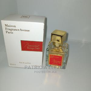 Baccarat Rouge 540 Eau De Parfume and Extrait   Fragrance for sale in Lagos State, Lekki