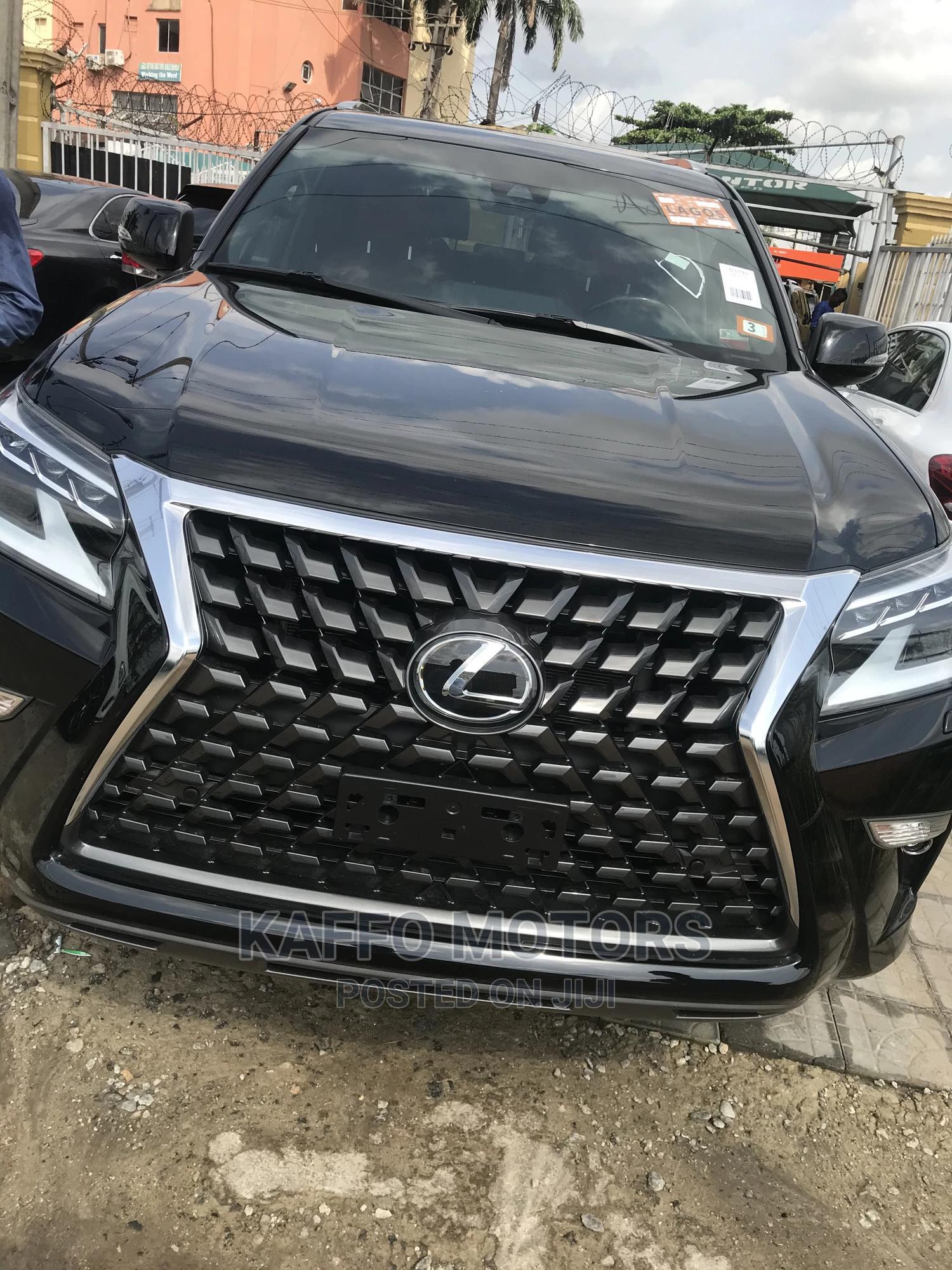 Lexus GX 2020 460 Luxury Black