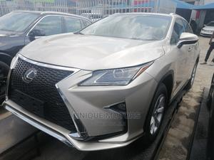 Lexus RX 2017 350 AWD Gold   Cars for sale in Lagos State, Lekki