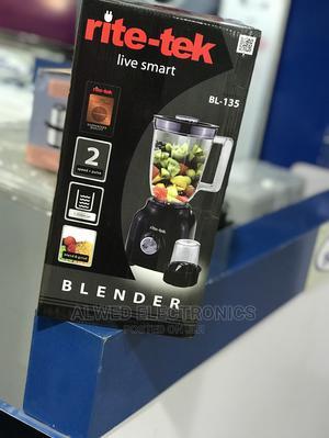 Rite Tek Blender | Kitchen Appliances for sale in Abuja (FCT) State, Wuse 2