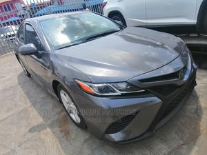 Toyota Camry 2018 SE FWD (2.5L 4cyl 8AM) Gray | Cars for sale in Lagos State, Abule Egba