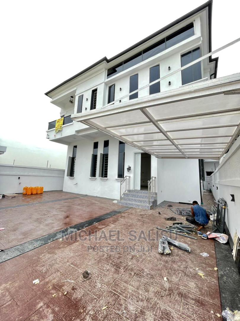 5 Bedroom Fully Detached Duplex With Bq at Chevron for Sale