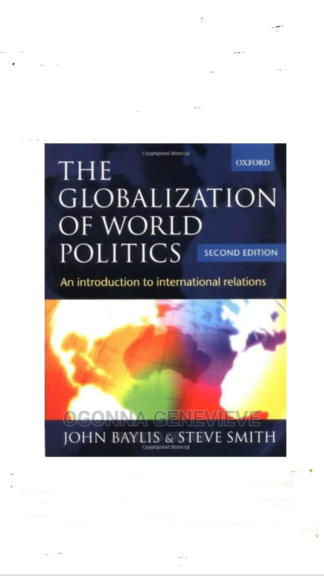 The Globalization of World Politics 2nd Edition
