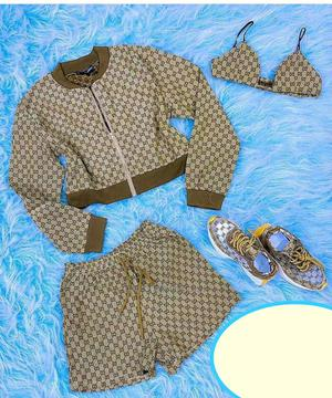 Jacket,Short and Bra | Clothing for sale in Lagos State, Shomolu