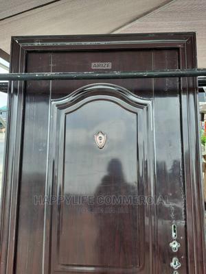 Entrance Steel Door   Doors for sale in Lagos State, Amuwo-Odofin